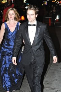 Stephanie Ritz- I made Rob Pattinson a US sensation.