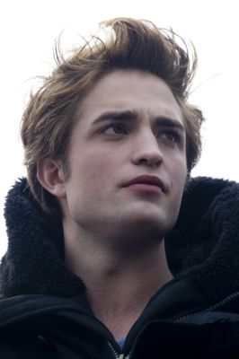 Because Stephenie Meyer created Edward but you BECAME him.