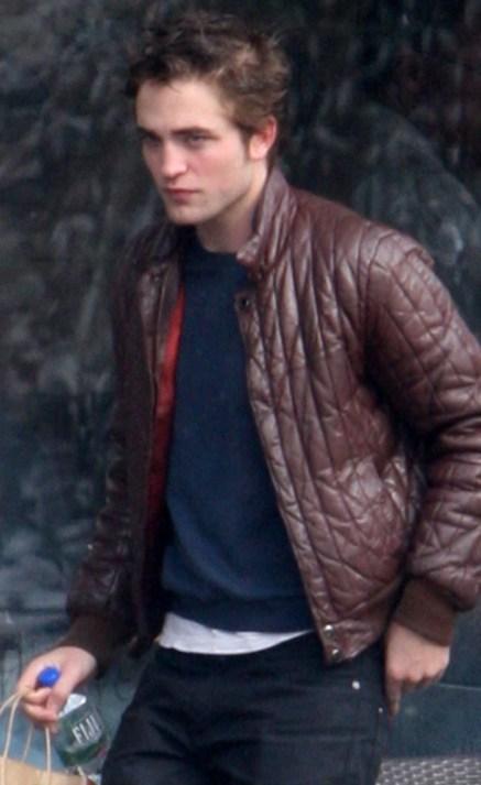 You wear a jacket my friend's dad owns