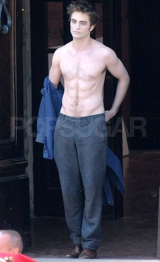 robshirtless
