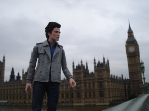 """I feel """"home"""" when I'm in this city... I'm not sure why. I don't think I even know anyone from London. South Barnes was nice though. A blonde woman did a double take when she saw me..."""