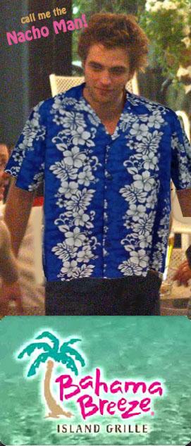 (sometimes... I can't believe I run a blog... where I photoshop Rob into a Hawaiian shirt...)