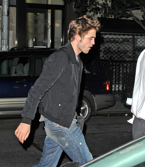 And my personal favorite: US Rob, where he should always be because it's home of James Dean, In-and-out burger and... ME