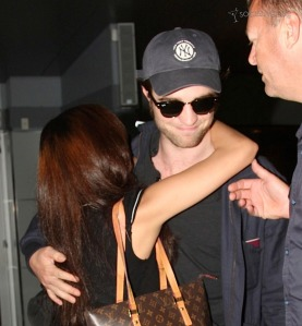 Bodyguard: Hey Rob, how bout this girl? She good enough for tonight?