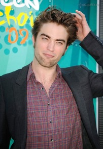 Rob in Marcus' shirt