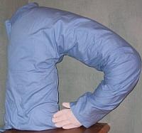 Boyfriend Arm pillow blue