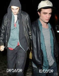 Rob Same outfit