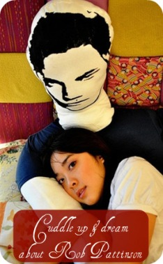 Dreams about Rob Pattinson