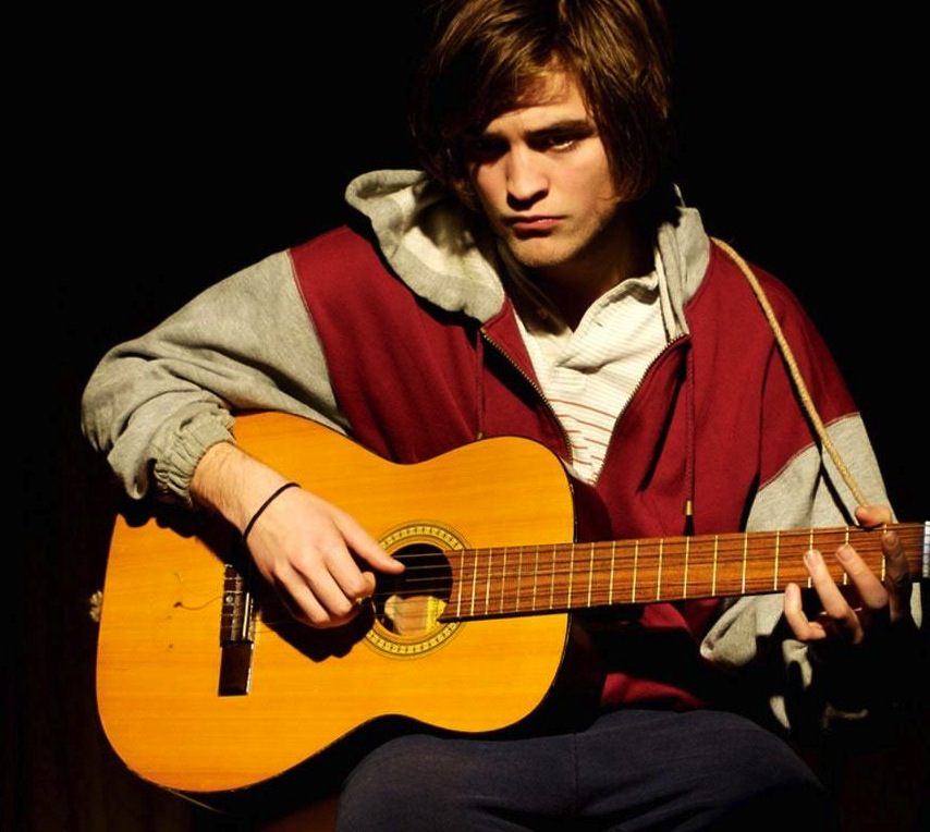 Speach guitar playing